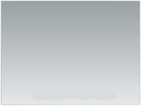 Зеркало De Aqua Сильвер 100 / 261666 (серебристый) -