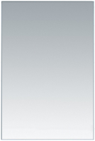 Зеркало De Aqua Сильвер 50 / 261661 (серебро) -