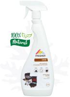 Средство для очистки решетки гриля Fresher Удаление масел, жиров, копоти для грилей, мангалов (0.75л) -