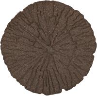 Плитка садовая Orlix Cracked EU5000063-4 (4шт, коричневый) -