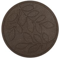 Плитка садовая Orlix Leaves EU5000083-4 (4шт, терракотовый) -