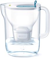 Фильтр питьевой воды Brita Style XL MX + LED (синий) -