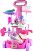 Набор хозяйственный игрушечный Darvish Sweet home с пылесосом / DV-T-2734 -