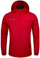 Ветровка Kelme Raincoat / 3801241-600 (L, красный) -