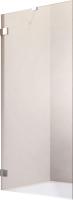 Стеклянная шторка для ванны Radaway Essenza Pro PNJ II 80 / 10101080-01-01 -