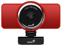 Веб-камера Genius ECam 8000 (красный) -