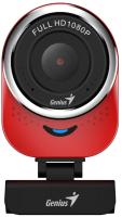 Веб-камера Genius QCam 6000 (красный) -