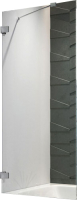 Стеклянная шторка для ванны Radaway Euphoria PNJ II 60 / 10007060-01-01 -