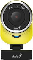 Веб-камера Genius QCam 6000 (желтый) -