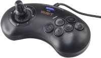 Геймпад Retro Genesis ACSg12 Arcade Max (черный) -