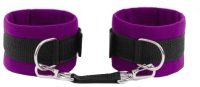Наножники БДСМ Арсенал My rules / BA6902-3 (фиолетовый) -