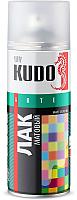 Лак универсальный Kudo Акриловый матовый (520мл) -