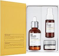 Набор косметики для лица Missha Bee Pollen Renew Ampouler Special Set -