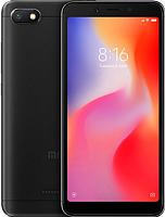 Смартфон Xiaomi Redmi 6A 2GB/32GB (черный) -