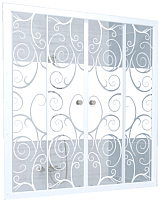 Стеклянная шторка для ванны Triton Узоры 150x147.5 -