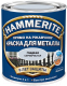 Краска Hammerite 750мл (серебристый) -