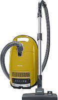 Пылесос Miele SGFA3 Complete C3 Hepa (желтый карри) -