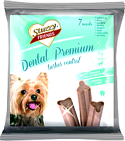 Лакомство для собак Stuzzy Friends Dental Premium 7 палочек (110г) -