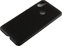 Чехол-накладка Case Matte Natty для Mi A2 (черный матовый) -