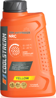 Антифриз CoolStream NRC / CS-010401 (1кг, желтый) -