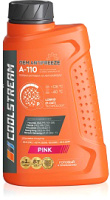 Антифриз CoolStream A-110 / CS-010501-PN (1кг, розовый) -
