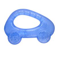 Прорезыватель для зубов Мама Тама Машинка / MT/035 (синий) -