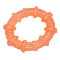 Прорезыватель для зубов Мама Тама Колечко / MT/036 (розовый) -