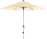 Зонт садовый Home4you Balcony 2x3м (бежевый) -