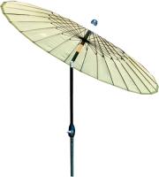 Зонт садовый Home4you Shanghai D2.13м (бежевый) -