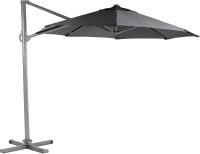 Зонт садовый Home4you Roma D3xВ2.6м (темно-серый) -