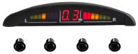 Парковочный радар Interpower IP-416 (черный) -