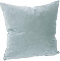 Подушка декоративная Эскар Pudra 40x40 / 122933639 (серо-голубой) -
