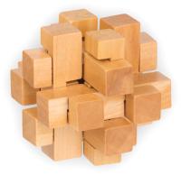 Игра-головоломка Delfbrick Занимательный куб / DLS-02 -