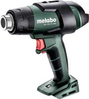 Профессиональный строительный фен Metabo HG 18 LTX 500 (610502850) -