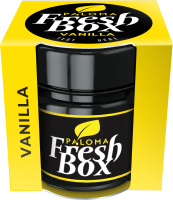 Ароматизатор автомобильный Paloma Fresh Box / 5997270720101 (Vanilla) -