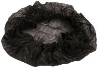 Набор шапочек одноразовых Profi Шарлотта (100шт, черный) -