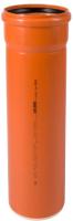 Труба наружной канализации Ostendorf 110x3.2x500 SN4 / 220000 -