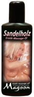 Эротическое массажное масло Orion Versand Magoon Sandalwood (100мл) -