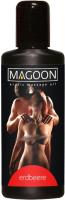 Эротическое массажное масло Orion Versand Magoon Strawberry (100мл) -