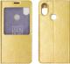 Чехол-книжка Case Hide Series для Mi A2 (золото) -