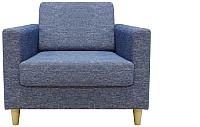 Кресло мягкое Aupi Дельта / 3.1-12 (ткань/2) -