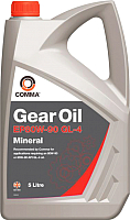Индустриальное масло Comma SAE 80W90 / EP80905L (5л) -