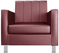 Кресло мягкое Aupi Дельта / 3.1-16 (полоса I) -