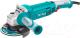 Угловая шлифовальная машина TOTAL TG1121256 (6925582185171) -