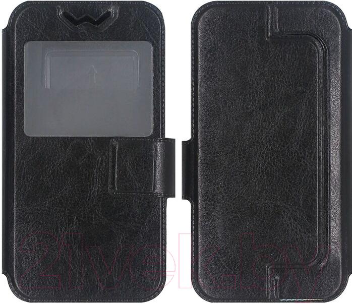 Купить Чехол-книжка Case, Universal 5.0 -5.5 (черный), Китай