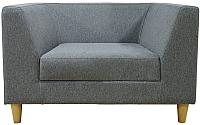 Кресло мягкое Aupi Альфа / 3.1-1 (ткань/4) -