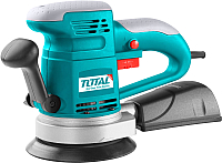 Эксцентриковая шлифовальная машина TOTAL TF2041501 -