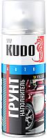 Грунтовка автомобильная Kudo 1К (520мл,черный) -