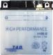 Мотоаккумулятор TAB AGM YB9-B / 183515 (9 А/ч) -