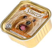 Корм для собак Stuzzy Mister с ягненком и рисом (150г) -
